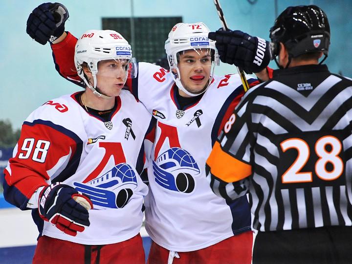 Возможные переходы хоккеистов в клубах дивизиона Тарасова КХЛ