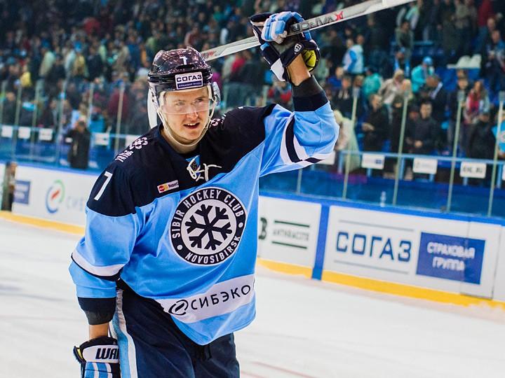 «Барыс» обыграл «Югру» вматче чемпионата КХЛ