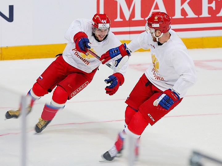 Сборная РФ похоккею объявила состав наКубок Первого канала