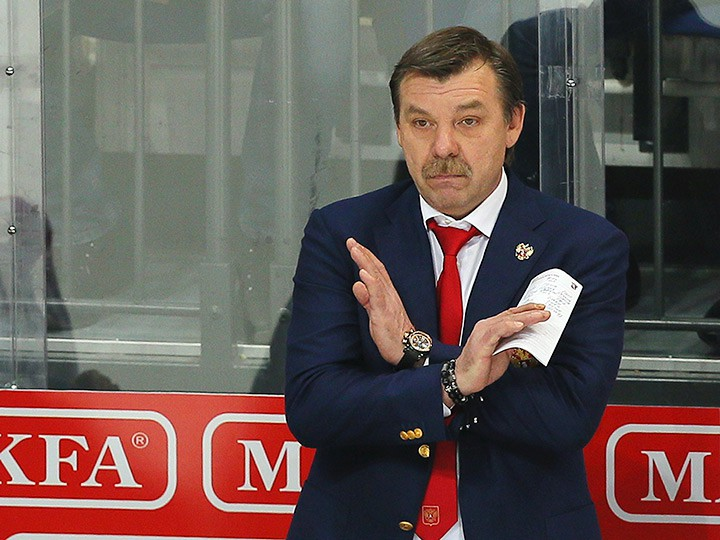 Шведский нападающий извинился заслова об«уничтожении» праздника русского хоккея