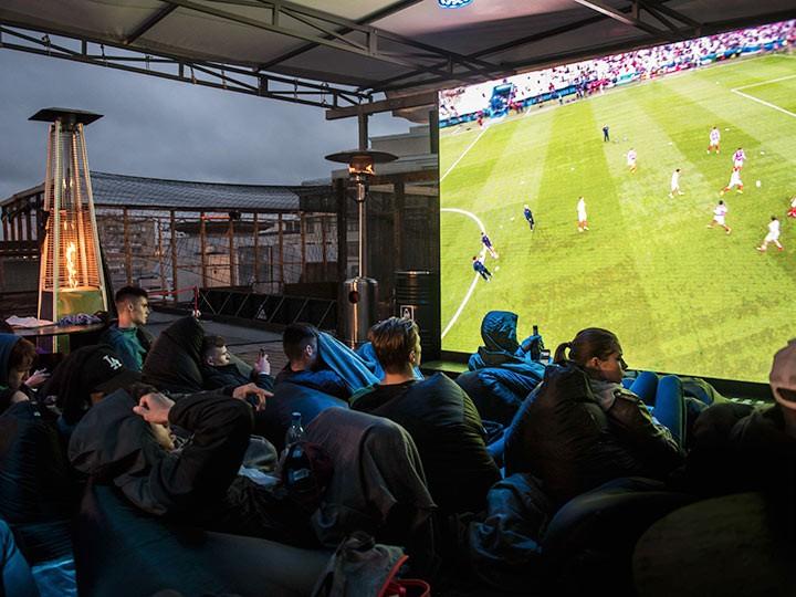 Матчи чемпионата Испании будут транслироваться Vkontakte