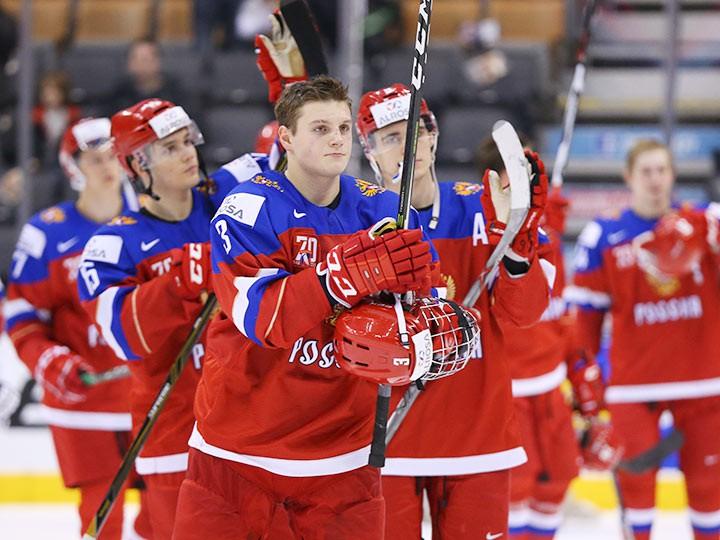 «Золотой» финал молодежки— Канада-США, «бронзовый»— Швеция