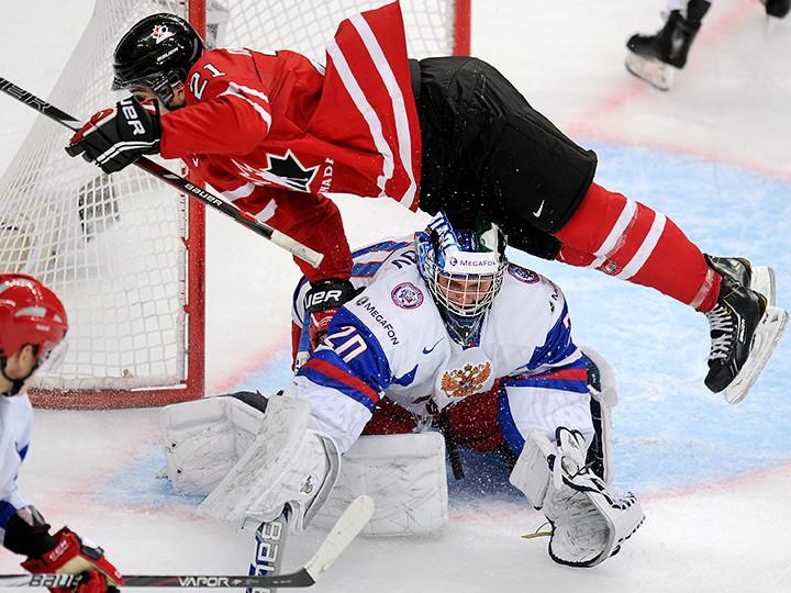 Как сборная России играла на МЧМ в матчах за третье место