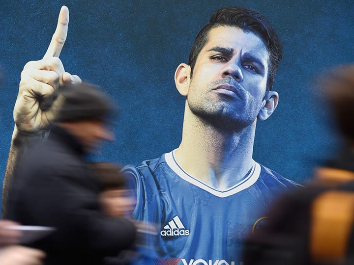 «Челси» принял решение распрощаться сДиего Костой