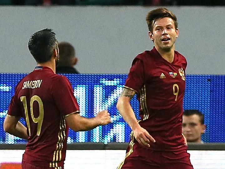 смотреть онлайн россия-гана товарищеский матч футбол