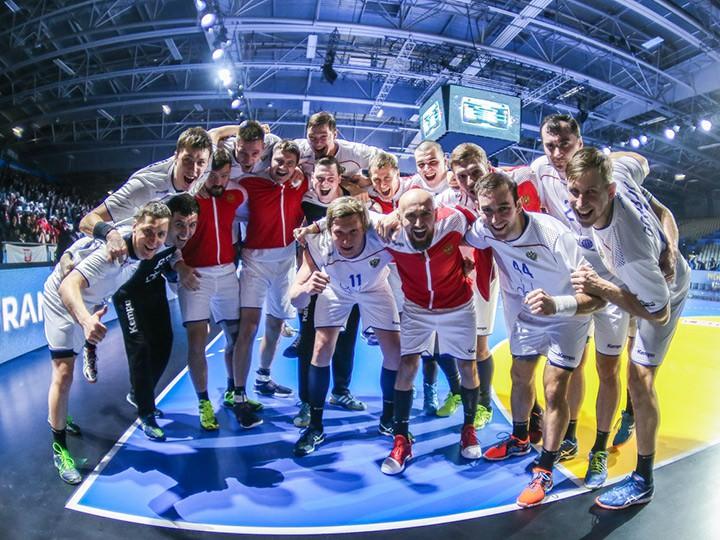 Мужская сборная РФ обыграла Бразилию наЧМ погандболу