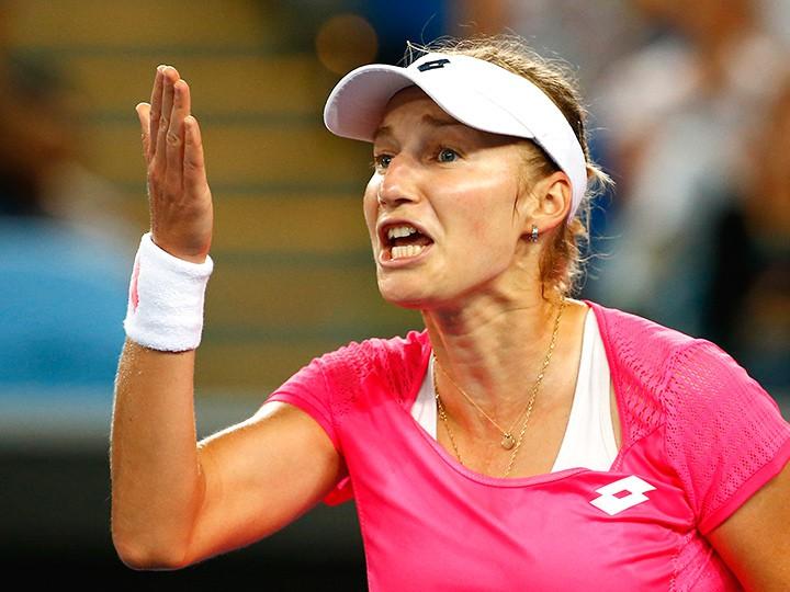 Одесситка выходит вчетвертьфинал теннисного турнира Australian Open