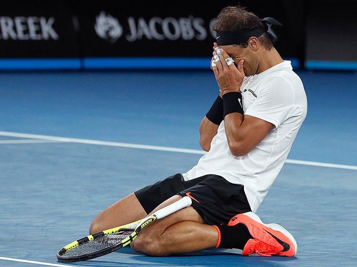 Винус Уильямс вышла вфинал Australian Open