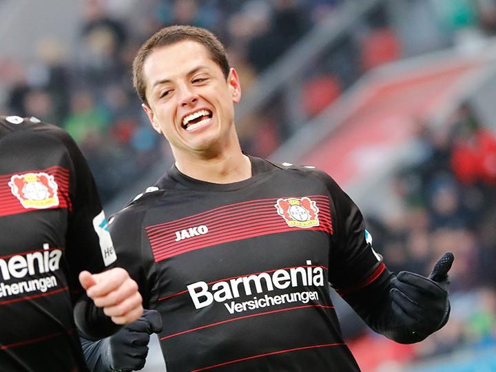 «Байер» уступил менхенгладбахской «Боруссии», ведя вдва мяча походу матча