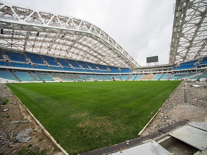 Строительство стадиона в самаре к чемпионату мира 2018 последнее видео