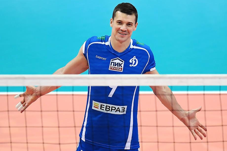 Бережко: бороться за медали «Динамо» по силам