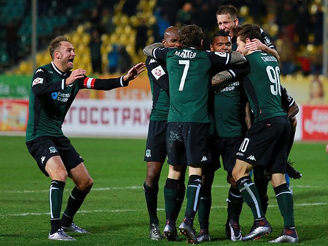 «Габала» – «Краснодар». Обзор матча – 0:3