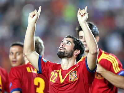 Молодёжная сборная Испании - чемпион Евро-2013
