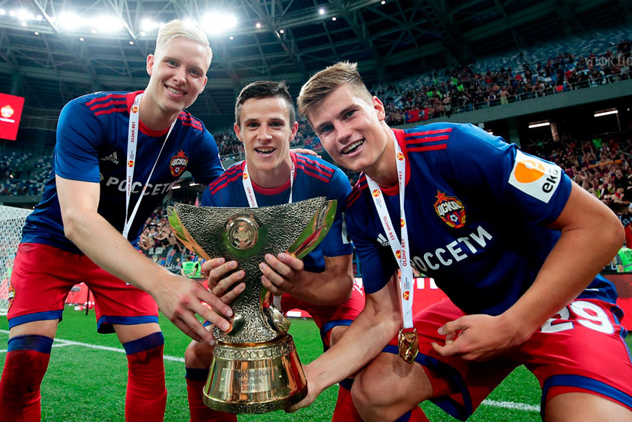 «Поставил бы ЦСКА в пример всей Восточной Европе!» Агенты — о трансферах РПЛ
