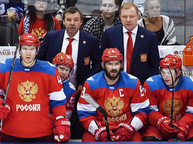 Эксперт ESPN Крейг Кастенс о матче Россия — Канада — Овечкин, Знарок