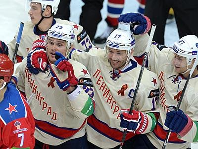 Онлайн-трансляция игрового дня КХЛ 11 марта
