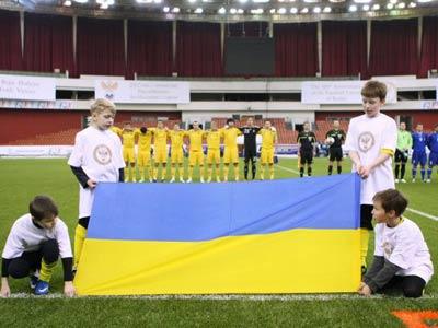 """Сегодня украинская """"молодёжка"""" сыграет со сборной Швеции"""
