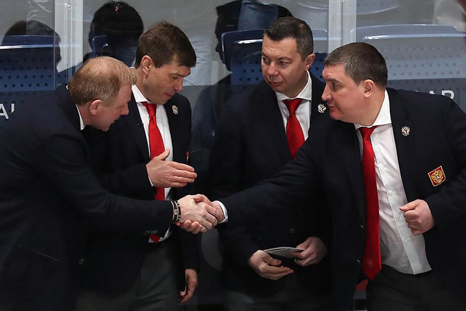 Россия — Италия — 10:0