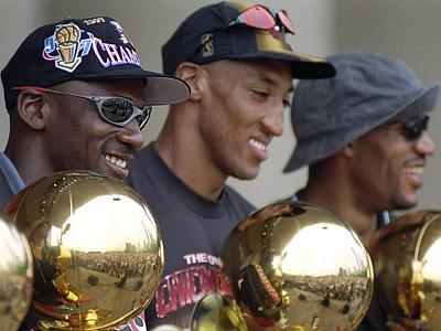 Джордан, Пиппен и Родман – лучшее трио в истории НБА