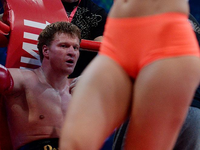 Александру Поветкину исполнилось 37 лет. Лучшие фото карьеры