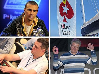 Покер в России — 2010. Топ-10, вторая пятерка