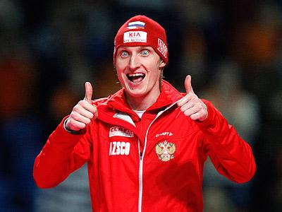 Скобрев и Лобышева – чемпионы России