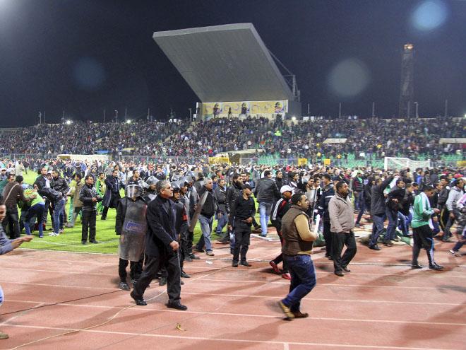 Что окружает футбол в арабских государствах