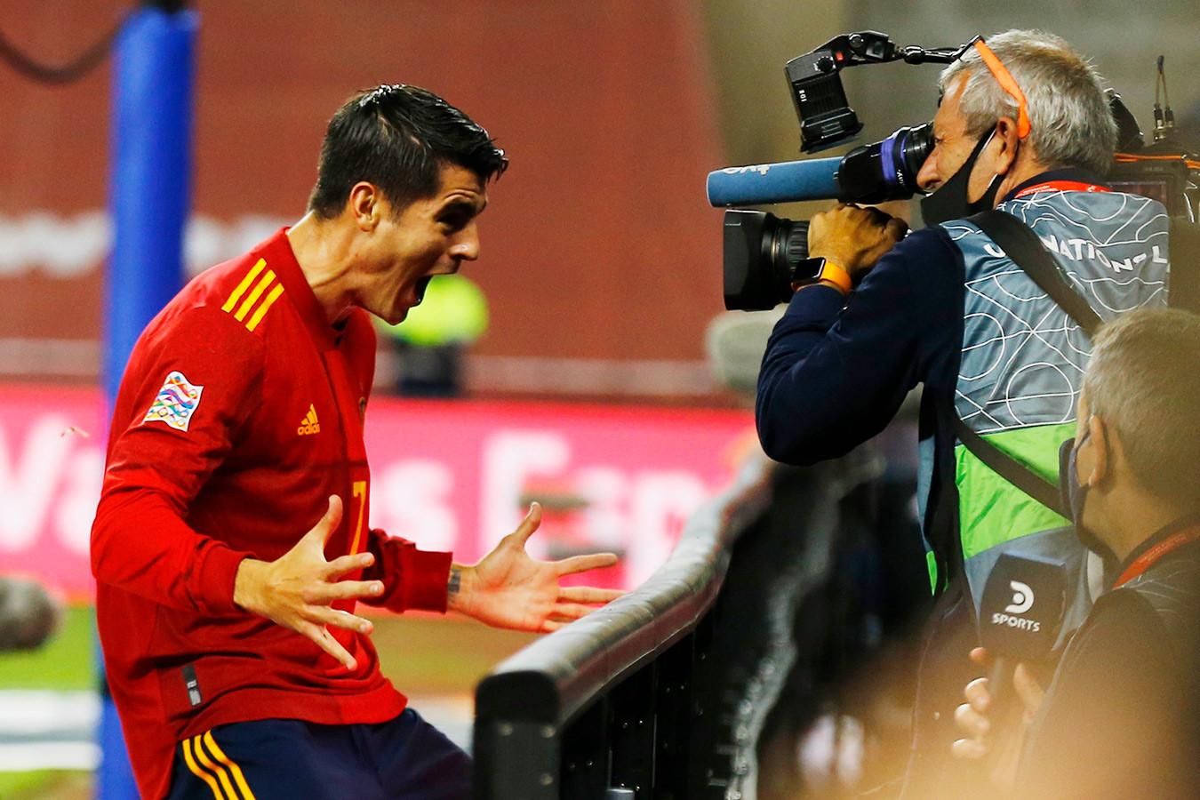 Испания — Греция. Прогноз на матч: Луис Энрике и Альваро Мората не найдут решения