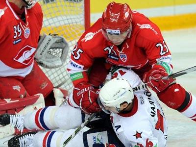 Хоккейная лотерея: счастливый билет у СКА