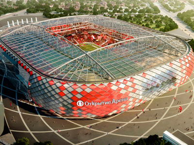 Известные продажи названий футбольных стадионов