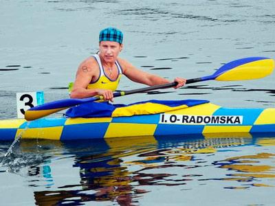 Украинские гребцы рассчитывают на медали