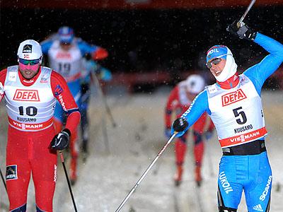 Итоги лыжного 2012 года
