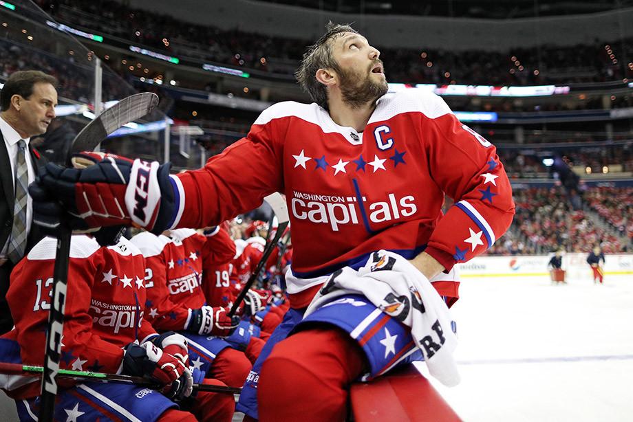 Перед Овечкиным 14 легенд НХЛ. Когда и кого он может обойти по голам