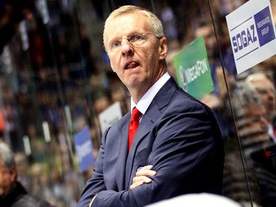О вторых пришествиях иностранных тренеров в КХЛ