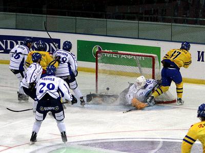 Молодёжная сборная Швеции выиграла турнир в Санкт-Петербурге
