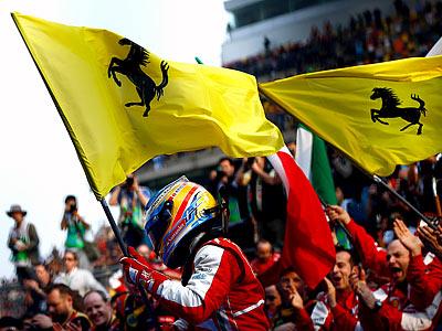 Комментарии участников ГП Китая Формулы-1