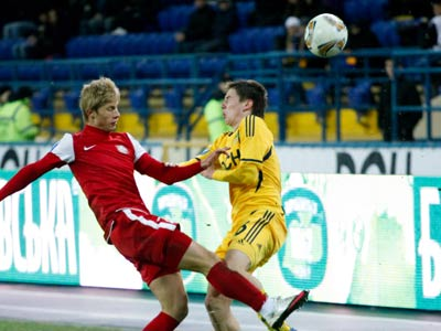 Итоги чемпионата Украины – «Кривбасс»