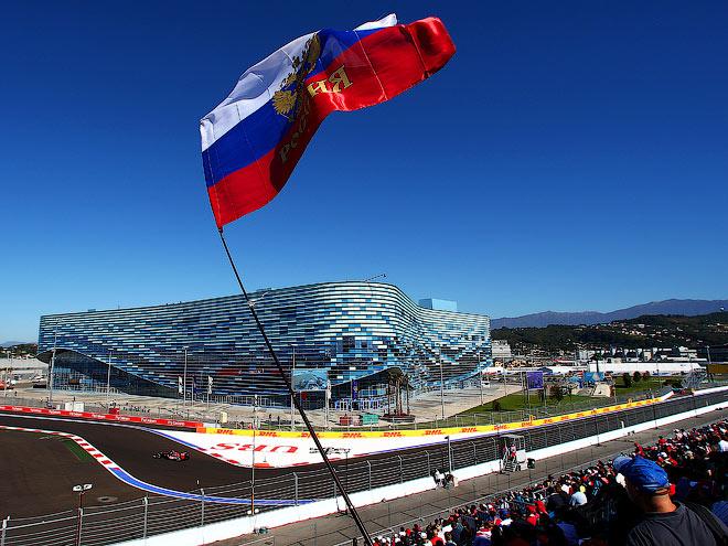 Даниил Квят и «Маруся» на Гран-при России