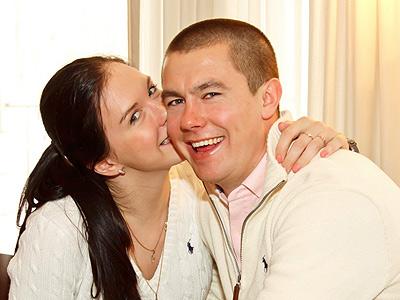 Мария Комисарова и Алексей Чаадаев