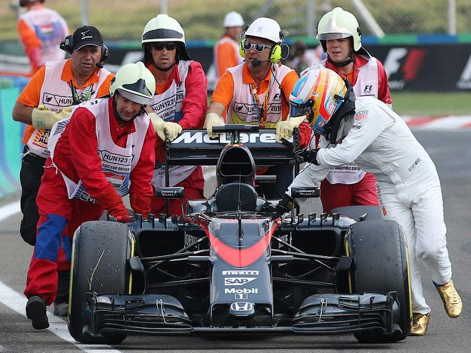 5 главных разочарований сезона Формулы-1
