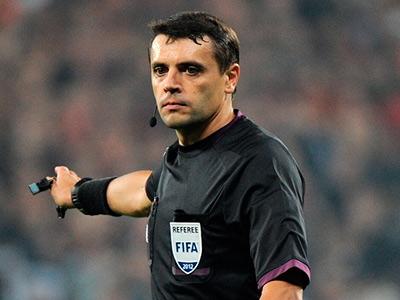 Рефери ФИФА Анатолий Абдула
