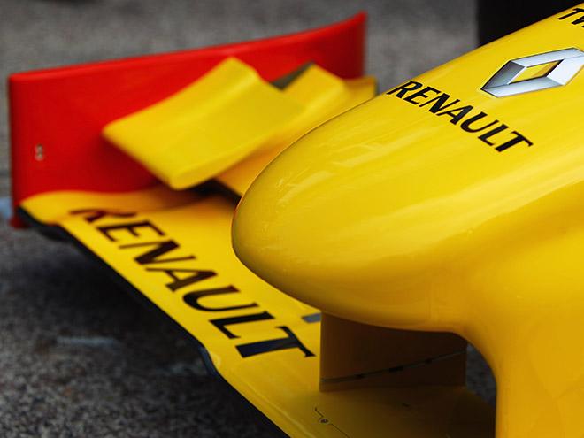 «Рено» в Формуле-1