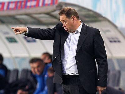 Слуцкий: ещё есть проблемы в качестве игры ЦСКА