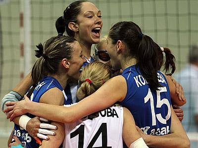 Волейбольная столица России