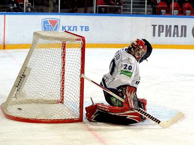 Итоги игрового дня КХЛ (21.01.2013)