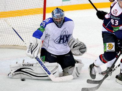 Нижнекамский клуб одержал свою первую победу в Нижнем Новгороде