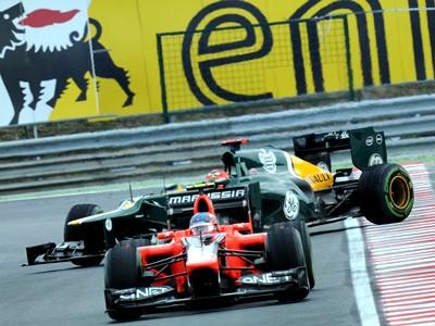 Итоги сезона Формулы-1 для команды «Маруся»