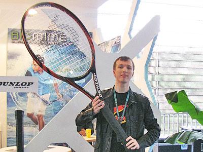 Фотозарисовки нашего корреспондента с турнира в Мадриде