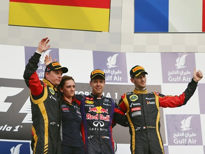 Комментарии участников ГП Бахрейна Формулы-1