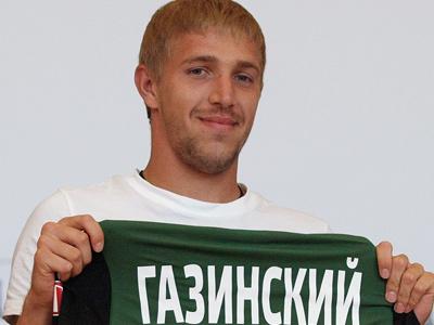 Юрий Газинский